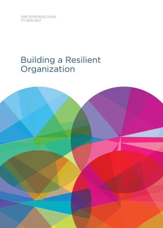 Image of 2015 to 2017 Strategic Plan cover