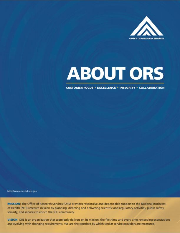 Image of About ORS 2012 and beyond Report JPG
