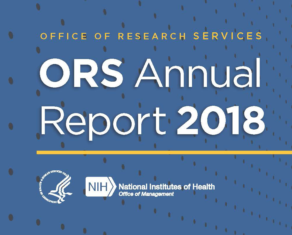 Image of 2018 ORS Annual Report JPG