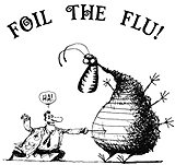 Foil the Flu Image
