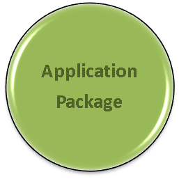Application Package Button