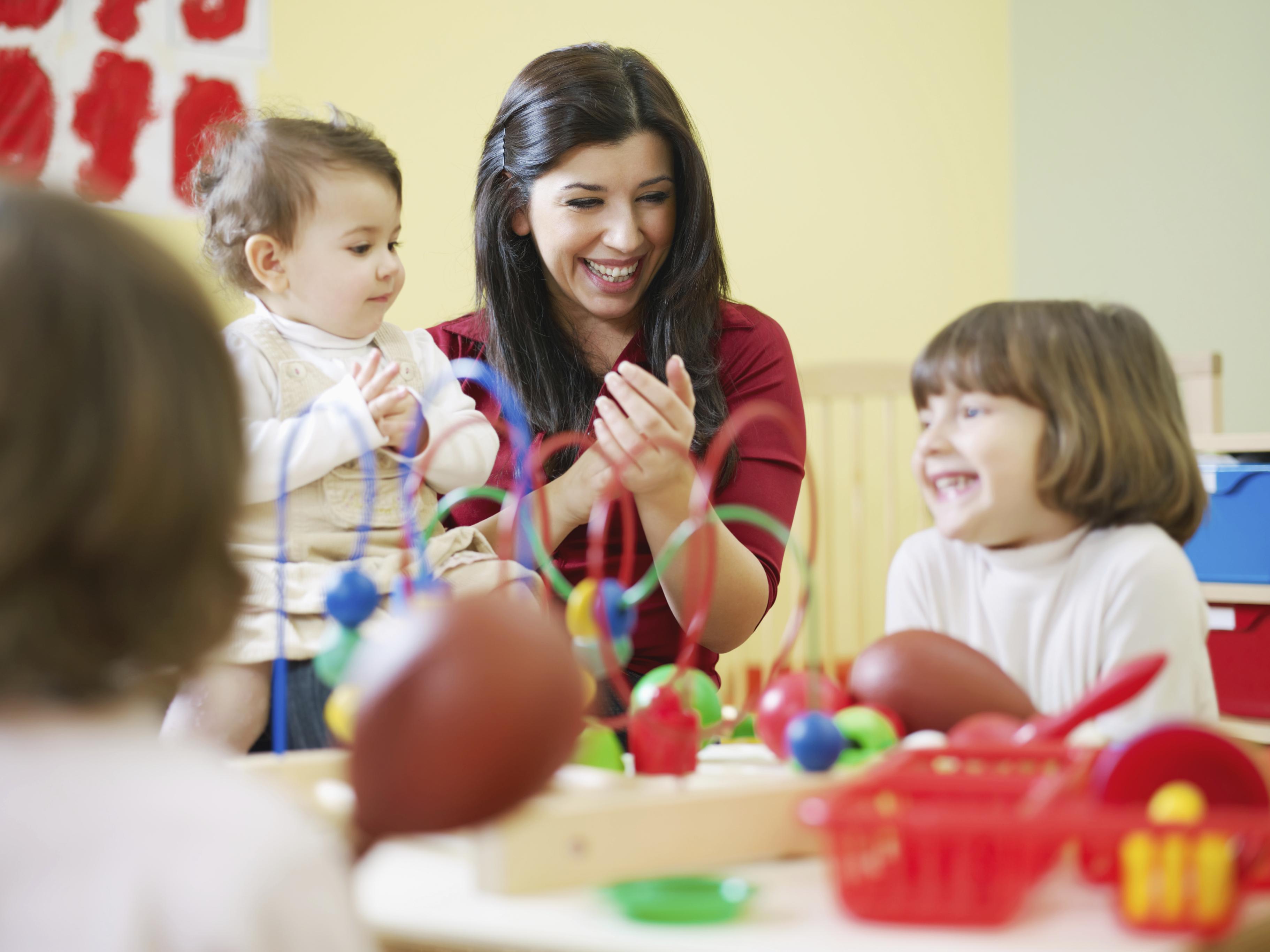 NIH Child Care Centers - photo#42
