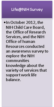 Life@NIH Survey