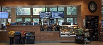 Building 10 CRC Coffee Bar