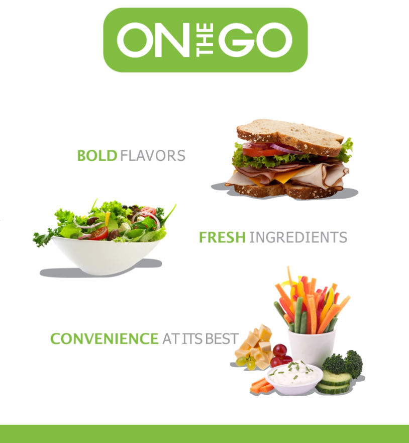 On The Go Grag and Go Program