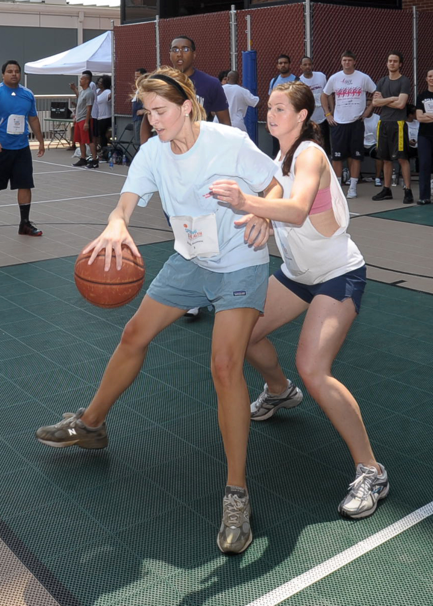 3on3 women's basketball tournament