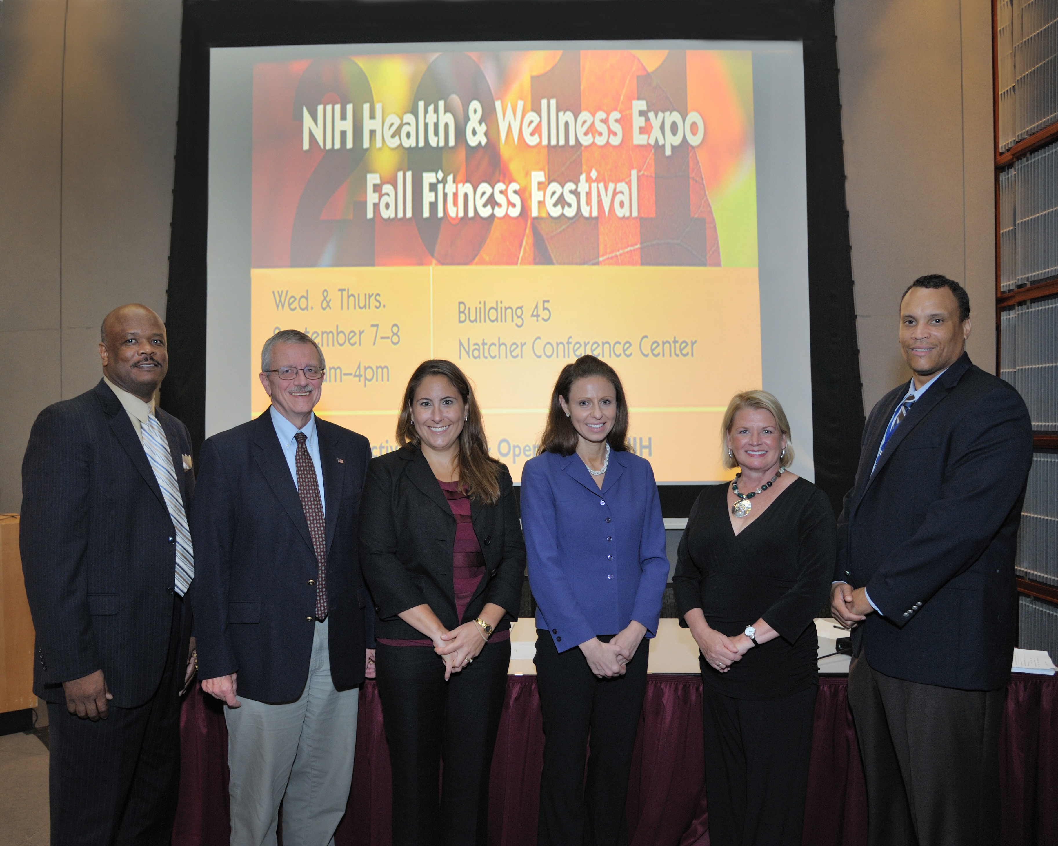 Health and Wellness Expo Expert Panel Group
