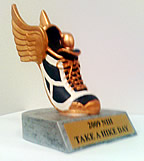 Take A Hike day 2009 Trophy