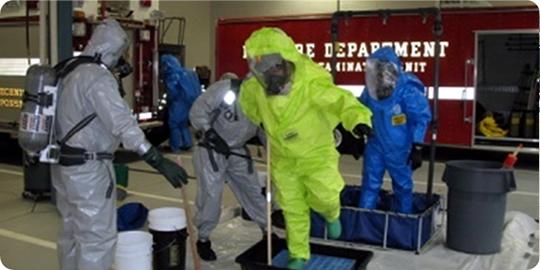 Hazardous Material Spills