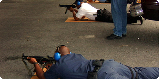 Officers Shooting