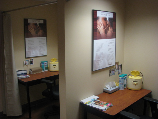 Image of lactation room