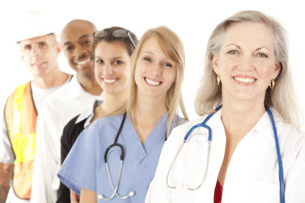 Picture of Healthcare Workers