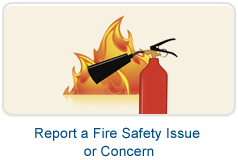 Report a Fire Safety Issue or Concern