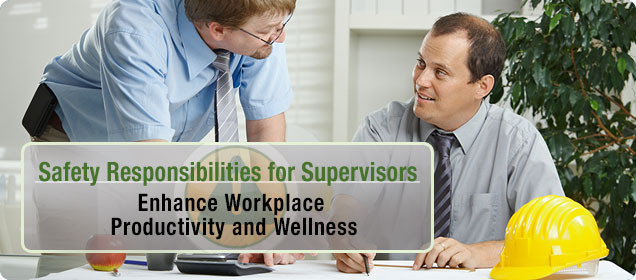 Safety Responsibilities for Supervisors