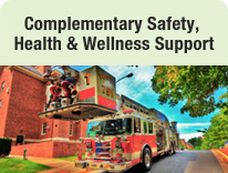Complementary Safety Health and Wellness Support