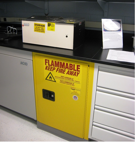 Flammable GHS Image